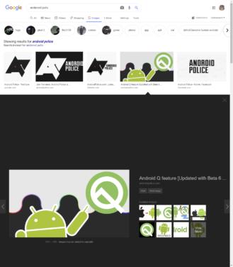 Restaure el diseño antiguo de Google Images con esta extensión del navegador para Chrome y Firefox 2