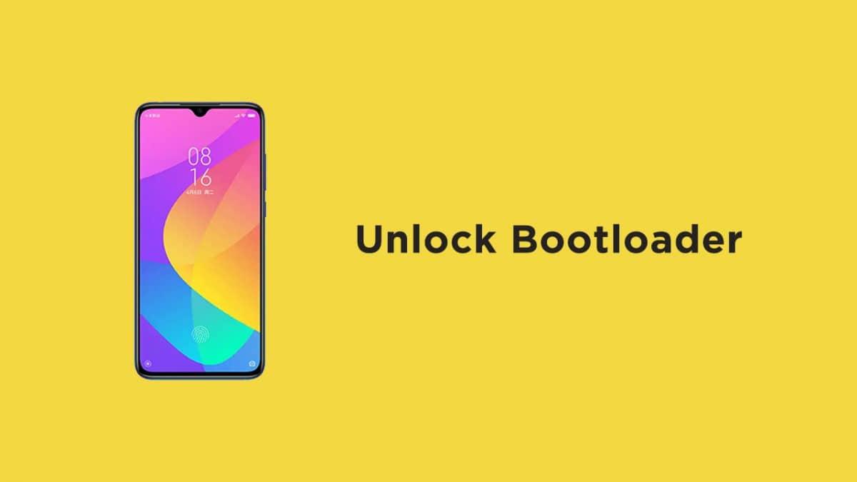 Abra el cargador de arranque en Xiaomi Mi CC9