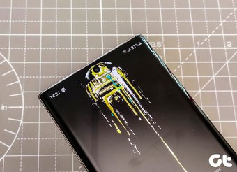 La mejor aplicación de papel tapiz para Samsung Galaxy Note    10 dan Note 1