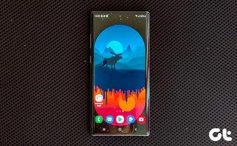 La mejor aplicación de papel tapiz para Samsung Galaxy Note    10 dan Note 4