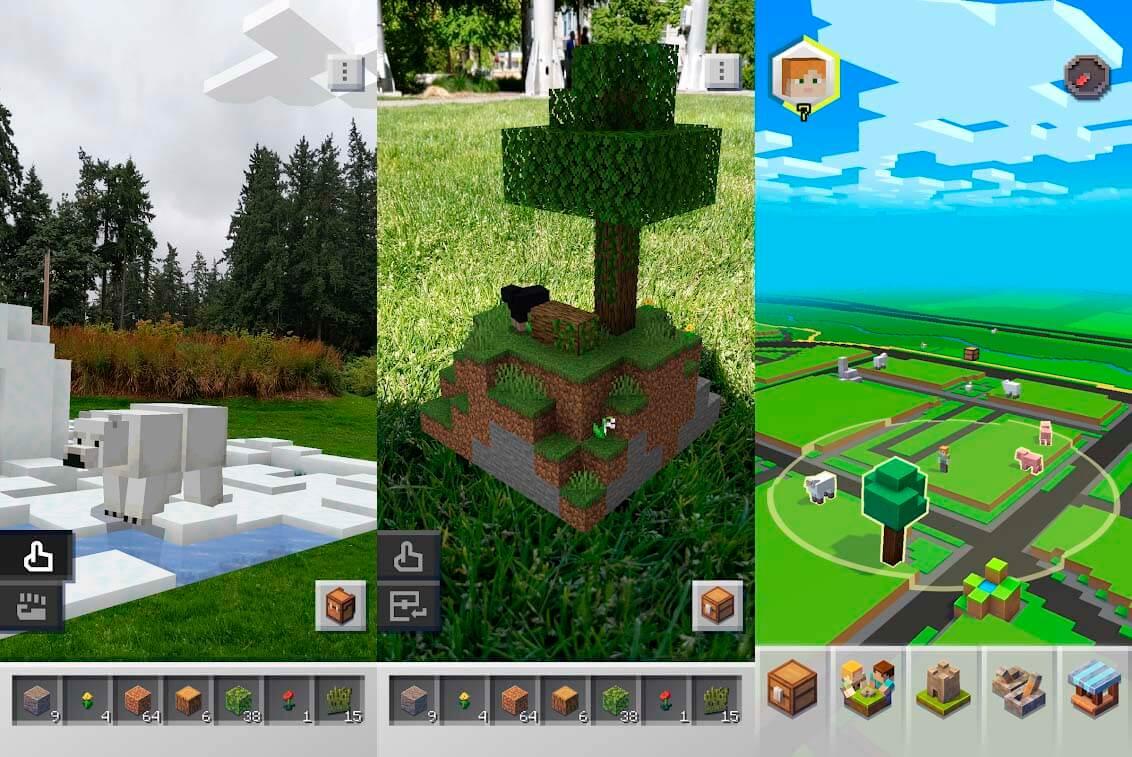 Descargar Minecraft Earth APK