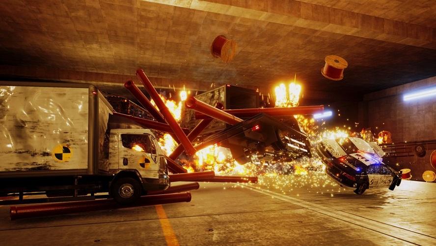 Пет игри за возење возење на метали кои нè потсетуваат на опасната зона на руралните страни