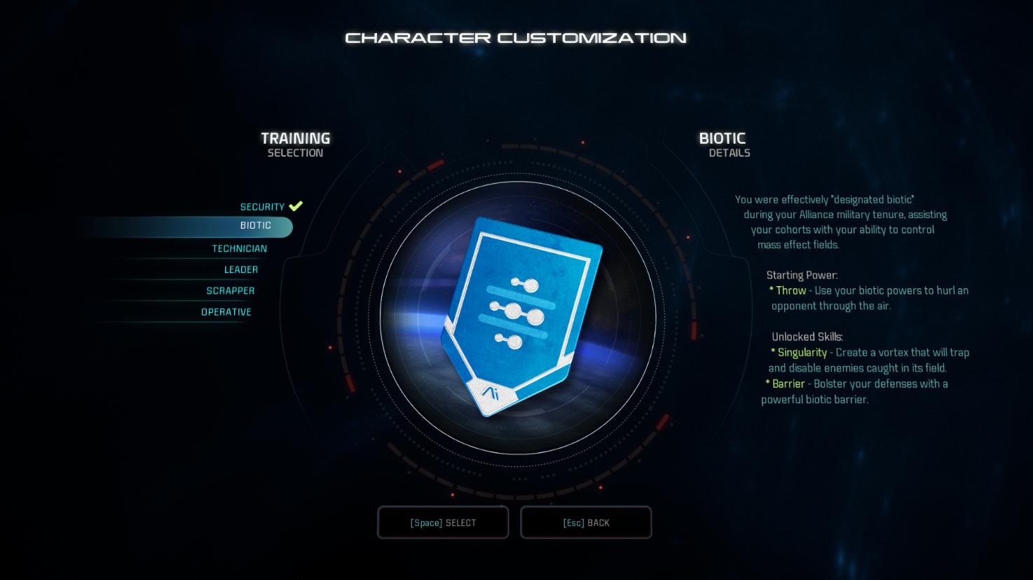 """Cómo jugar Mass Effect: Andromeda: consejos para comenzar 4""""ancho ="""" 1349 """"altura ="""" 757"""