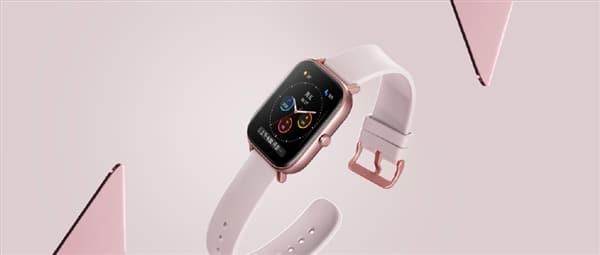 Xiaomi, Huami Amazfit GTS'yi piyasaya sürdü: Apple Watch İki hafta var 4! 3