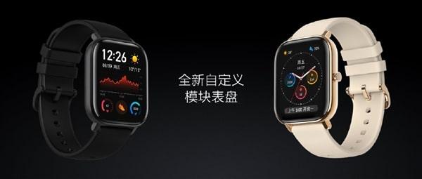 Xiaomi, Huami Amazfit GTS'yi piyasaya sürdü: Apple Watch İki hafta var 4! 7
