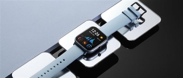Xiaomi, Huami Amazfit GTS'yi piyasaya sürdü: Apple Watch İki hafta var 4! 8