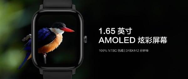 Xiaomi, Huami Amazfit GTS'yi piyasaya sürdü: Apple Watch İki hafta var 4! 11