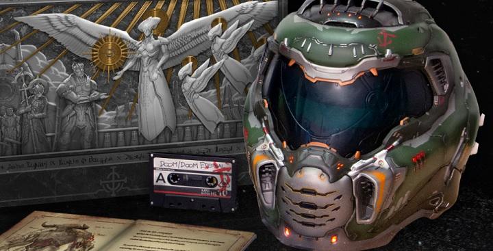 Doom Eternal - Data di rilascio, edizione da collezione e nuovo gameplay - immagine n. 2