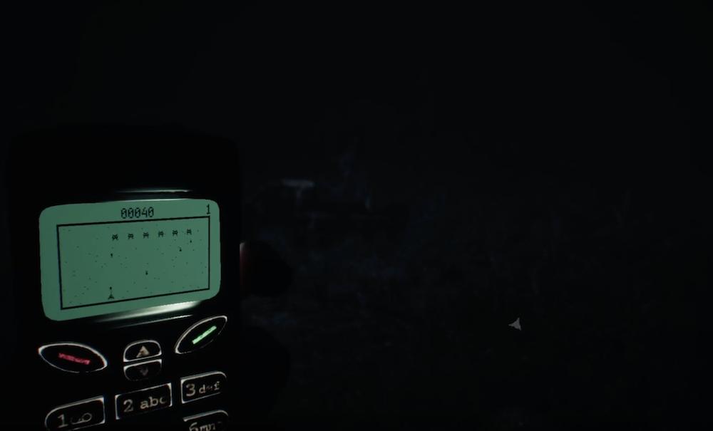 Blair Witch 2'de cep telefonunuzda mini oyunlar nasıl oynanır