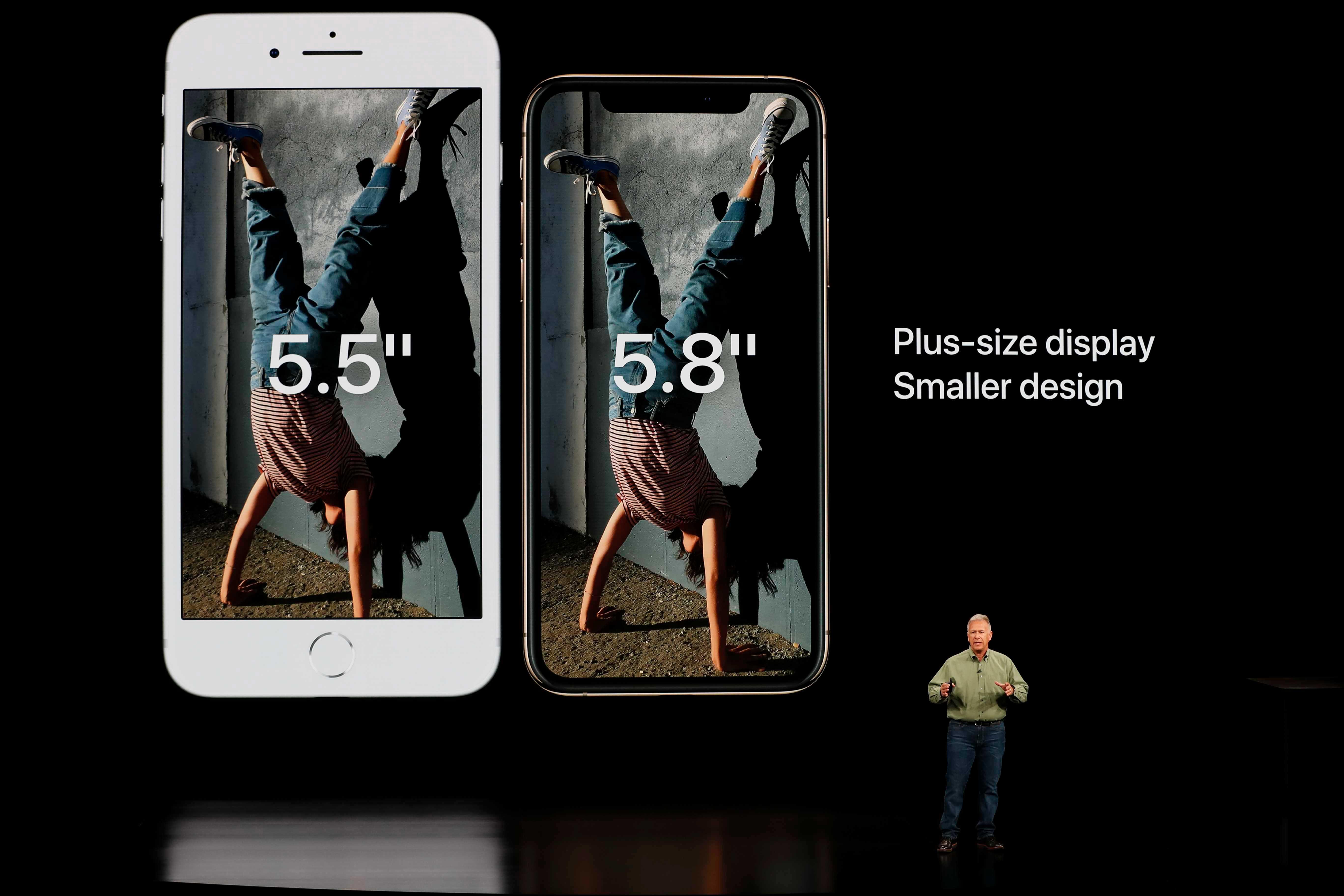 El iPhone más grande 2019 podría ser más grande que el Apple Model 2018, según los rumores móviles 6,7 pulgadas