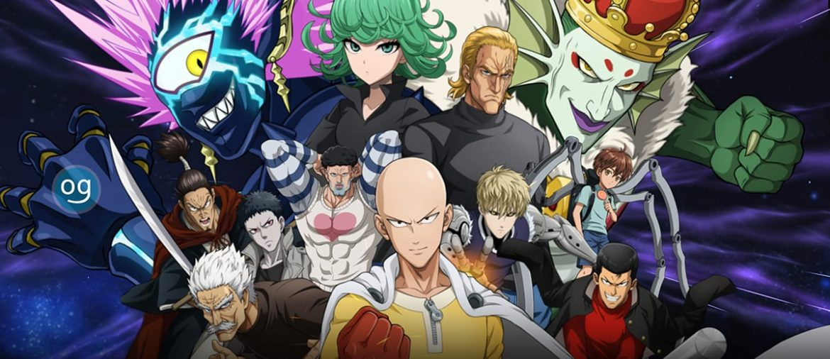 One-Punch: Road to Hero