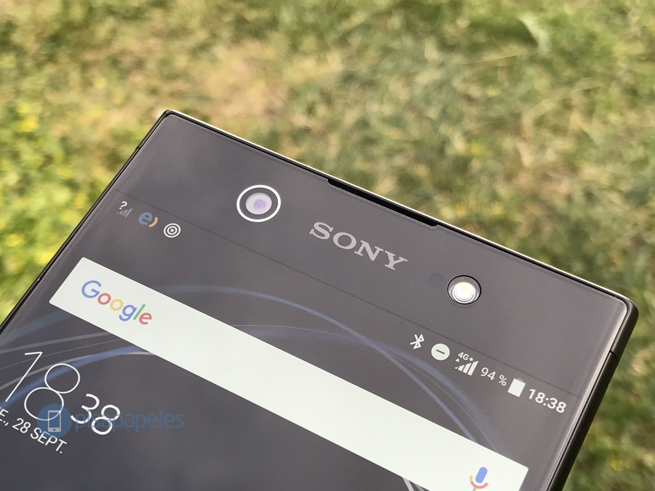 """Revise el Sony Xperia XA1 Ultra 6""""ancho ="""" 2133 """"altura ="""" 1600"""