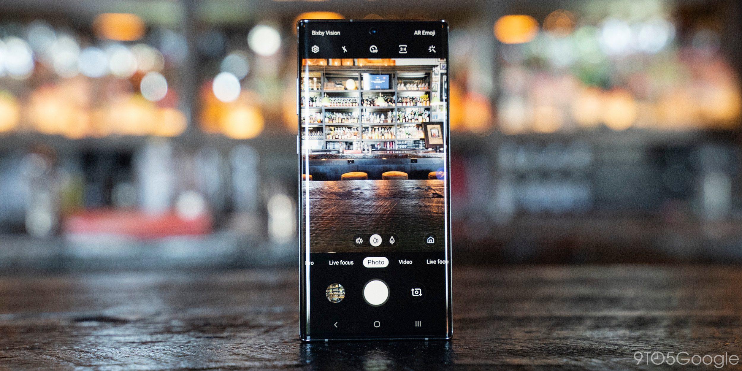 aplikasi kamera samsung
