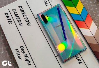 El mejor Samsung, el mejor Galaxy Note    10 S Pen y funciones de personalización