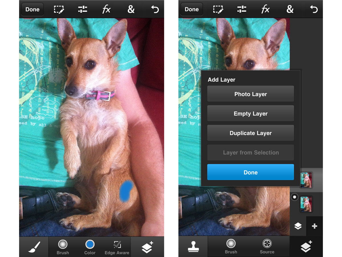 Reseñas de Adobe Photoshop Touch for Phone 1