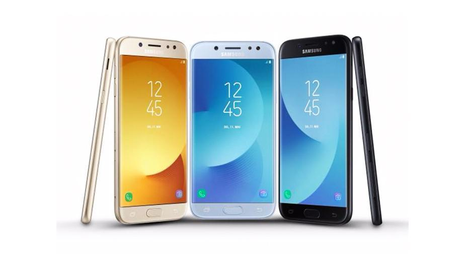 Anda dapat memutakhirkan ke model yang lebih baru dengan Samsung J5 ROM 1