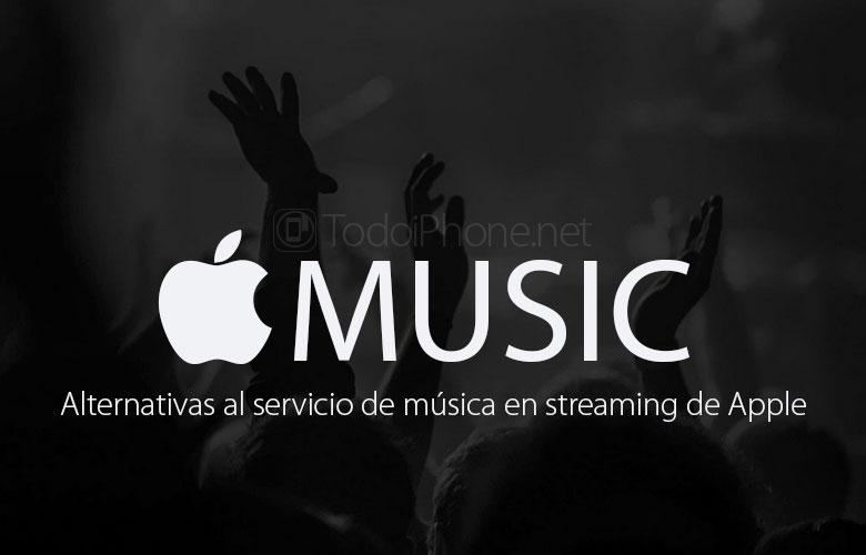 Yêu cầu thay thế cho Apple Âm nhạc bằng tiếng Tây Ban Nha 2