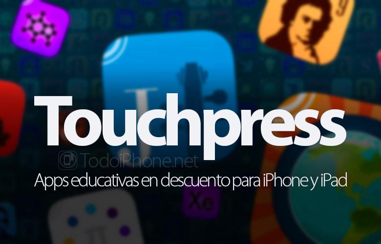 IPhone və iPad üçün endirimli qiymətlərlə Touchpress təhsil tətbiqi 2