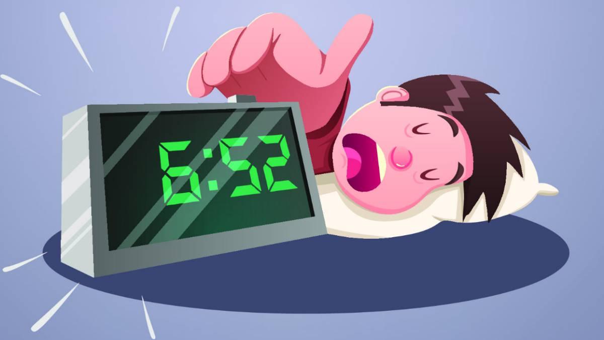 Ứng dụng biến điện thoại của bạn thành đồng hồ báo thức được cá nhân hóa sau kỳ nghỉ 1