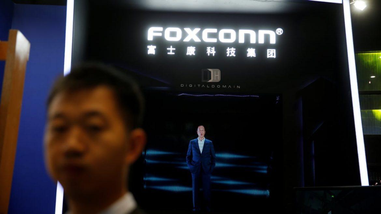 Apple-Supplier Foxconn