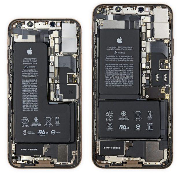 iPhone Xs и iPhone Xs Max 623x600 0