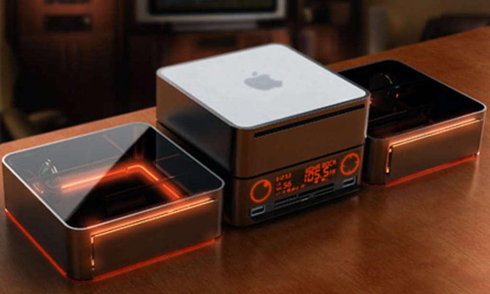 Seuraava AppleMac Pro voi todella olla futuristinen ja pinottava moduuli 1