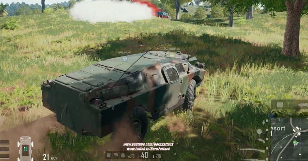 Xbox PUBG BRDM-2: Сè што треба да знаете 2