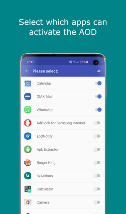 Cómo agregar un LED de notificación en Samsung Galaxy Note    10 / Note 10 más 1