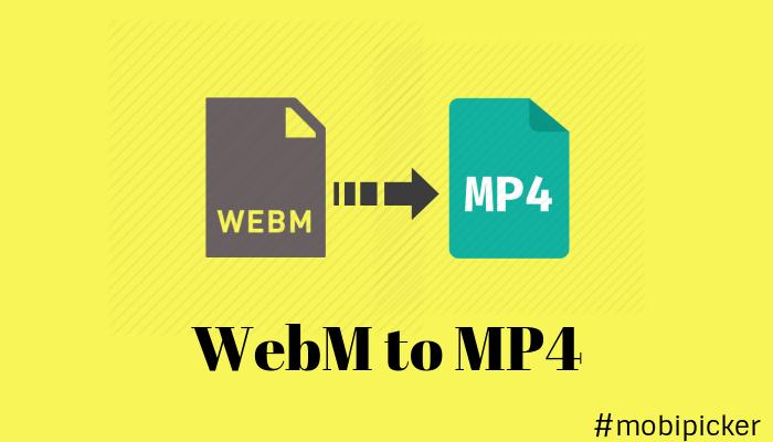 Bagaimana Mengkonversi WebM ke MP4 Online dan Gratis 1