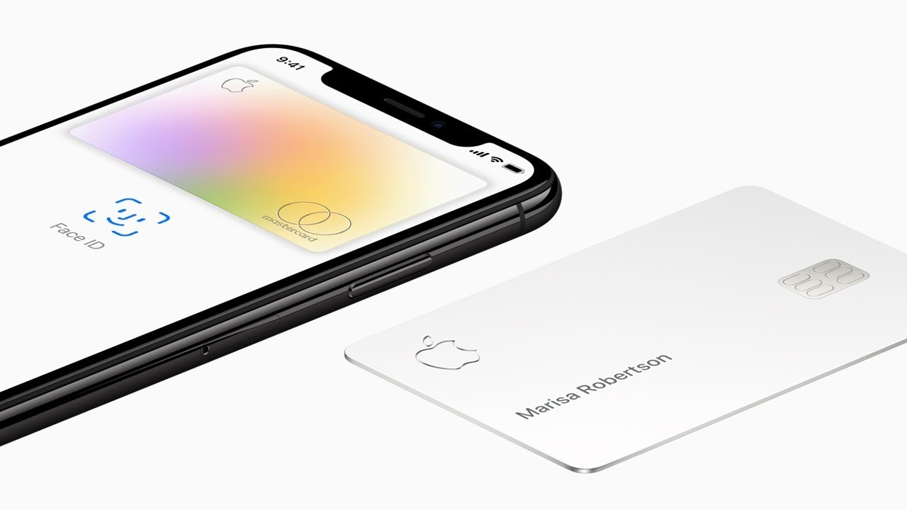 order new Apple Card number