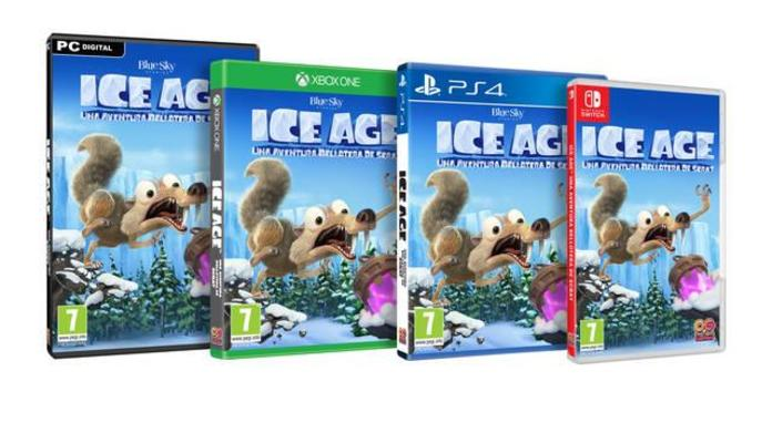 bandaii namco akan meluncurkan game ice age musim gugur ini »