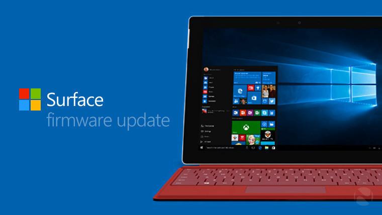 Beberapa perangkat Surface mendapatkan pembaruan firmware dan driver 1