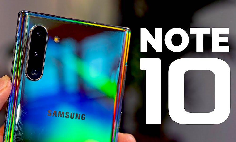 Voi samsung Galaxy Note                10+ Beat AppleMax 11 Seuraava iPhone? 1