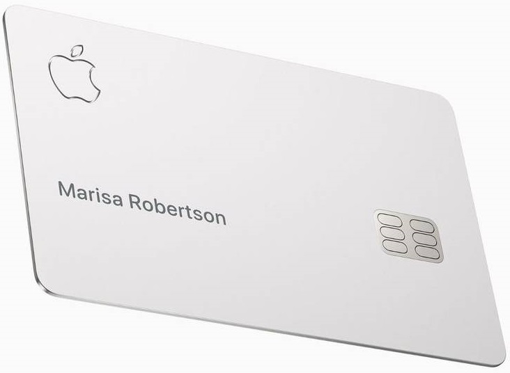 Кредитна картичка на Apple Card