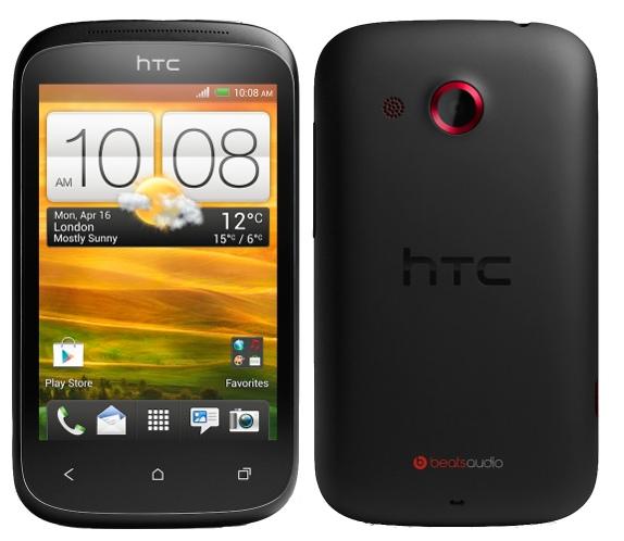 Root HTC Desire C (Android 4.0) və ClockworkMod Xüsusi Bərpa etmə proqramını quraşdırın (necə) 1