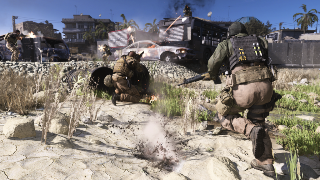 ▷ ▷ Call of Duty: Отворена бета верзија на Modern Warfare започнува на 1 септември