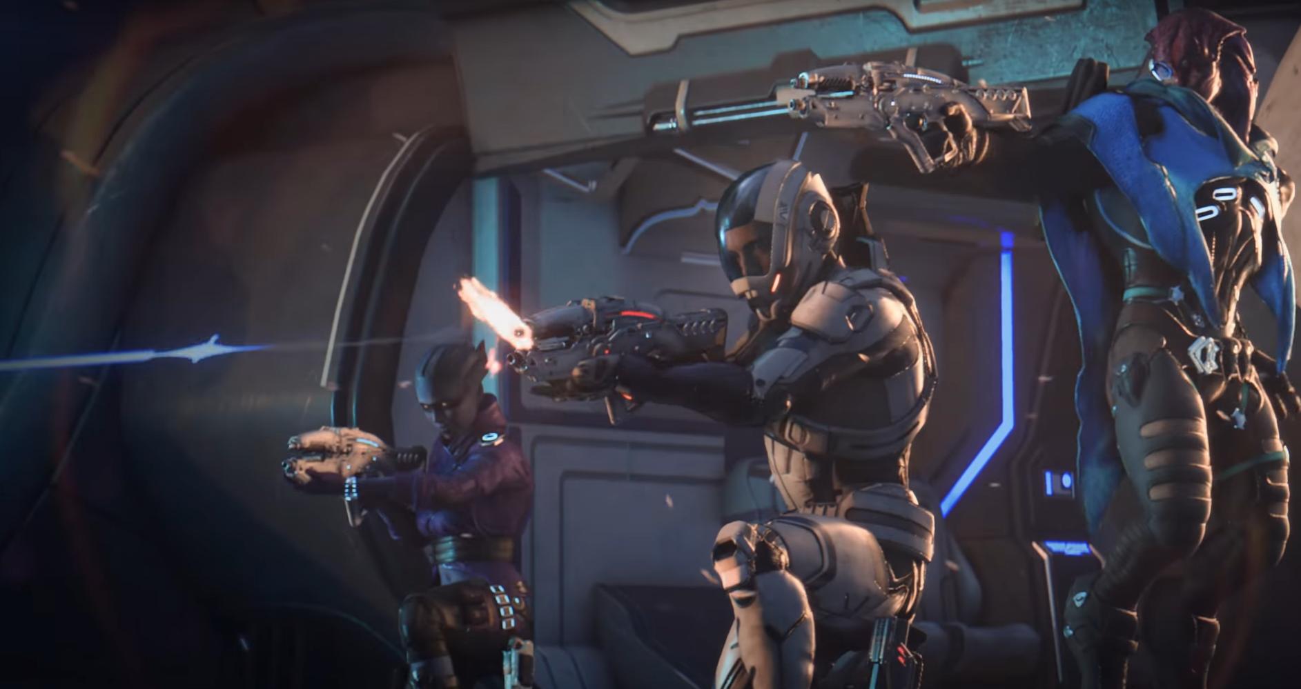 """Cómo jugar Mass Effect: Andromeda: consejos para comenzar 3""""ancho ="""" 1349 """"altura ="""" 759"""