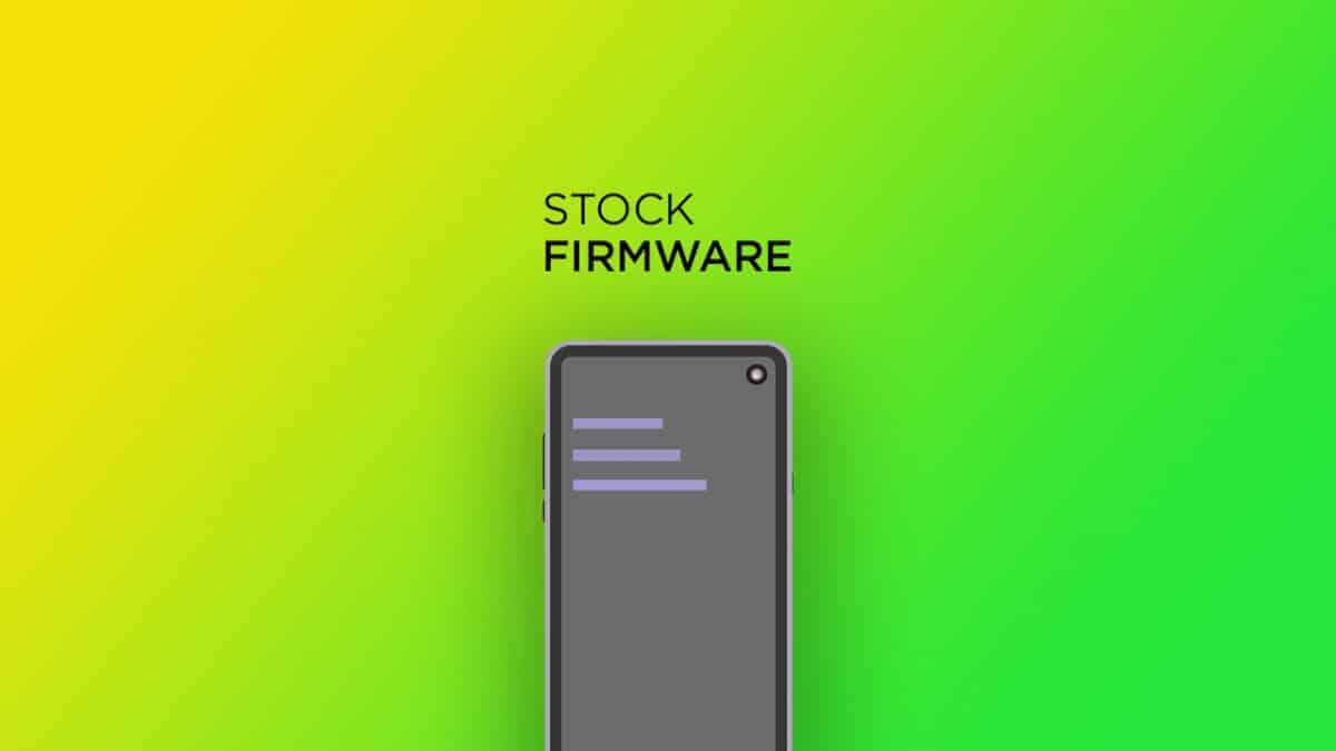 Installieren Sie Stock ROM auf Tsinghua K12 (offizielle Firmware)