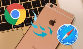 Importar Chrome Marcadores a Safari destacados