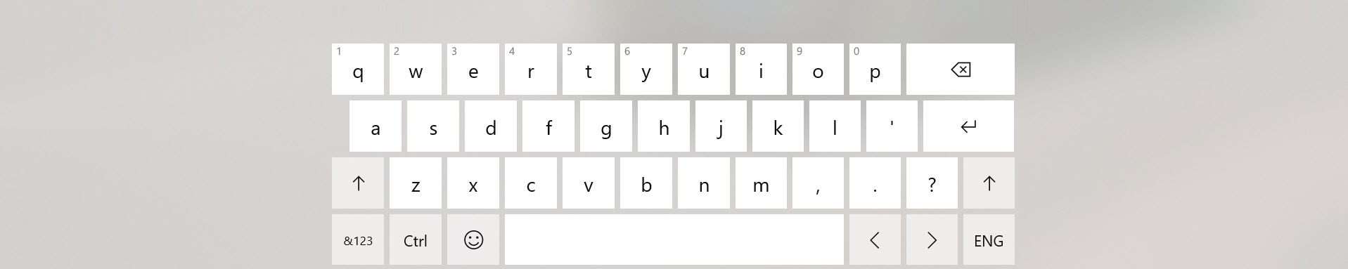 Cómo cambiar el idioma del teclado en Windows 10 1