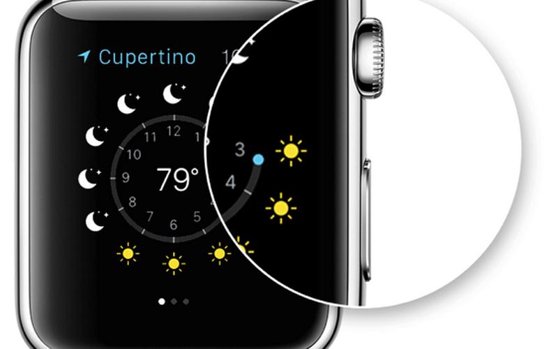 Ekran görüntüsünü necə çəkmək olar Apple Watch 3