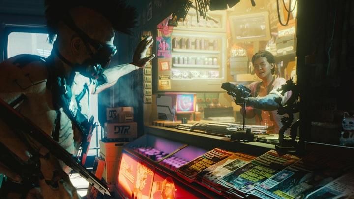 Cyberpunk 2077 - Девс во искушение со претходна нарачка во тајна порака - слика # 1