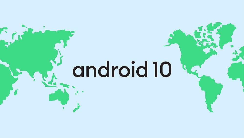 Lista completa de todos los dispositivos compatibles con Android 10 1