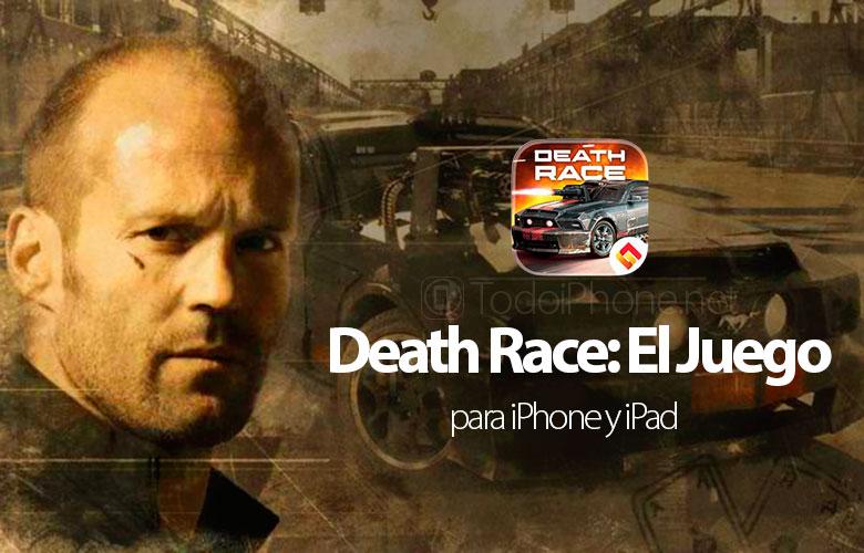 Death Race: Oyun, iPhone və iPad üçün App Store-da mövcuddur 2