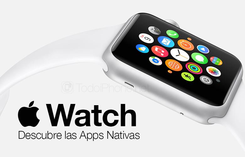 El Apple Watch y la aplicación original, encuéntralos 2