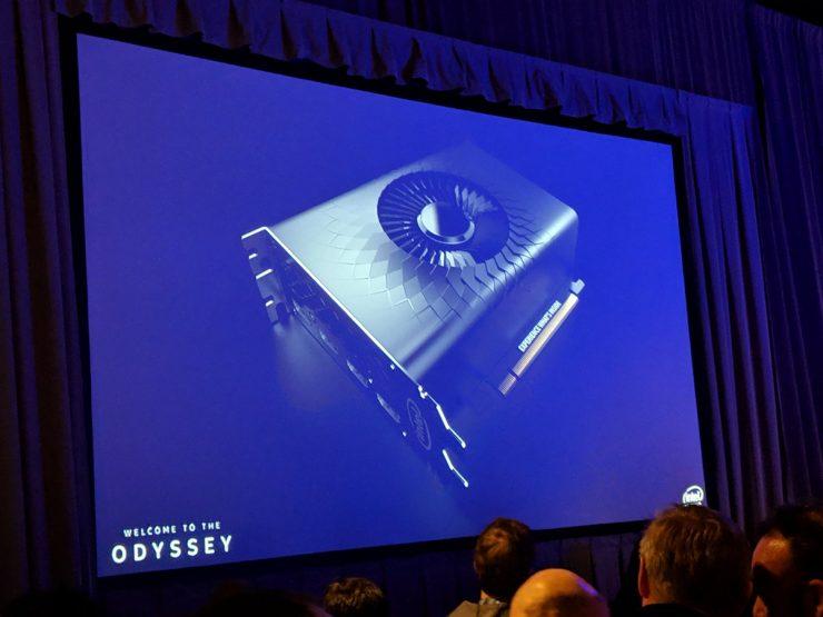 Intel-näytönohjaimet odottavat 4x …