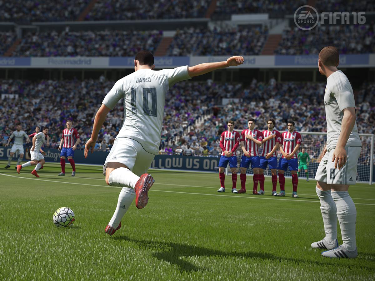 FIFA 16 ulasan | Barang 1
