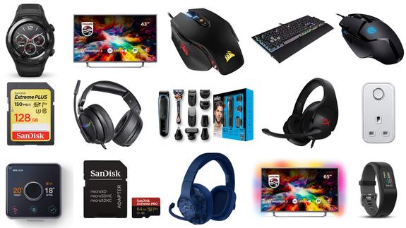 Fitbits, Samsung-älykellot, Logitech-kuulokkeet, Philips-televisiot ja …