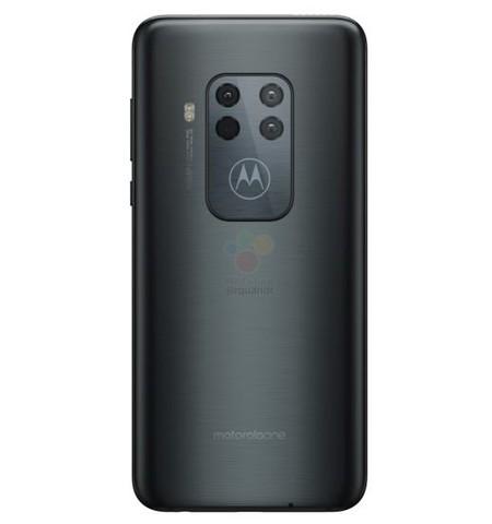 Motorola One Zoom Back2
