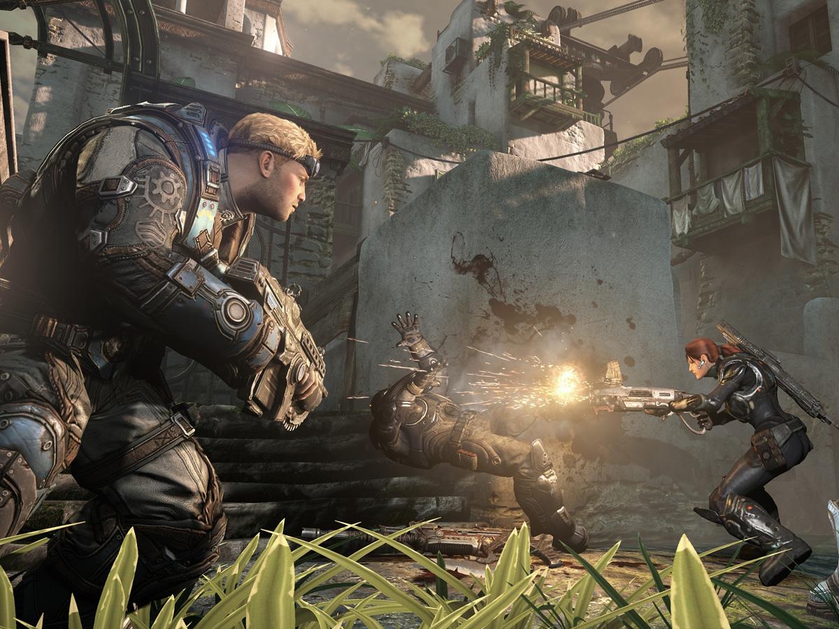 Gears of War: révision du jugement 1